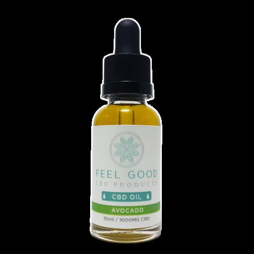 FEEL GOOD CBD Oil