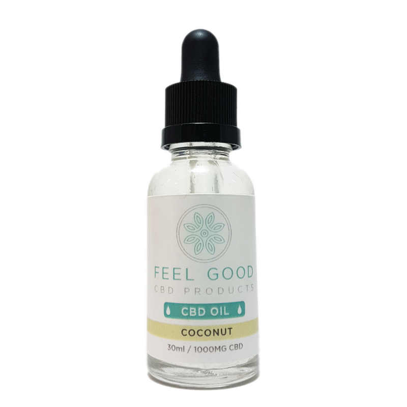 CBD Oil Coconut
