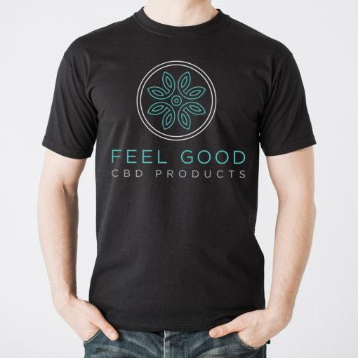 FEEL GOOD CBD t-shirt